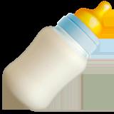 Baby Bottle Emoji on Apple macOS and iOS iPhones