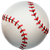 Baseball Emoji on Apple macOS and iOS iPhones