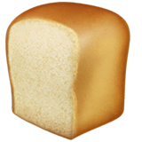 Bread Emoji on Apple macOS and iOS iPhones
