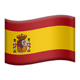 Ceuta & Melilla Emoji on Apple macOS and iOS iPhones