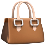 Handbag Emoji on Apple macOS and iOS iPhones