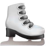 Ice Skate Emoji on Apple macOS and iOS iPhones