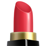 Lipstick Emoji on Apple macOS and iOS iPhones