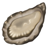 Oyster Emoji on Apple macOS and iOS iPhones