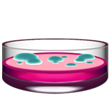 Petri Dish Emoji on Apple macOS and iOS iPhones