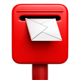 Postbox Emoji on Apple macOS and iOS iPhones