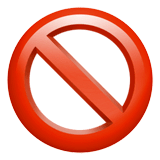 Prohibited Emoji on Apple macOS and iOS iPhones