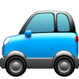 Sport Utility Vehicle Emoji on Apple macOS and iOS iPhones