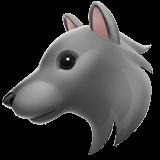 🐺 Wolf Emoji — Bedeutung, Kopieren und Einfügen