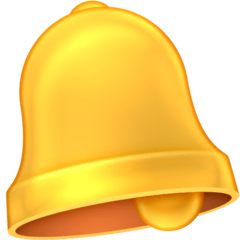 Bell Emoji on Facebook
