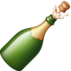 🍾 Bottle With Popping Cork Emoji — Meaning, Copy & Paste