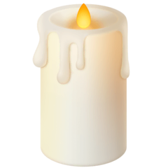 Candle Emoji on Facebook