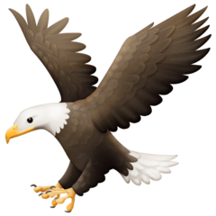 Eagle Emoji on Facebook