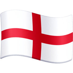 England Emoji on Facebook