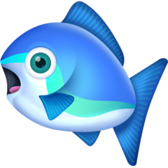 Fish Emoji on Facebook