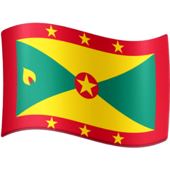 Grenada Emoji on Facebook