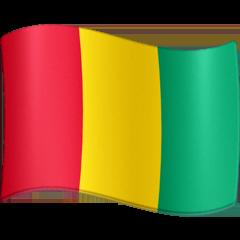 Guinea Emoji on Facebook