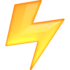 High Voltage Emoji on Facebook