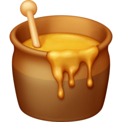 🍯 Honey Pot Emoji — Meaning, Copy & Paste, Combinations 🍯➡️😋