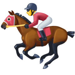 🏇 Horse Racing Emoji — Meaning, Copy & Paste