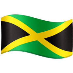Flag: Jamaica Emoji on Facebook
