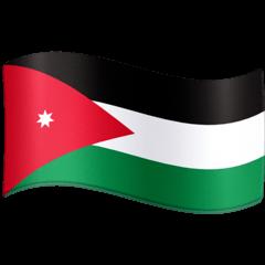 Flag: Jordan Emoji on Facebook