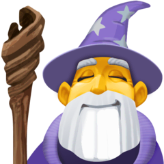 Mage Emoji on Facebook