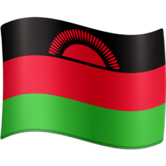 Flag: Malawi Emoji on Facebook
