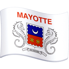 Flag: Mayotte Emoji on Facebook