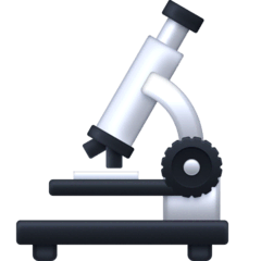 Microscope Emoji on Facebook