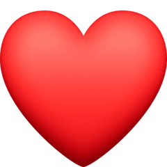 ❤️ Red Heart Emoji — Meaning, Copy & Paste