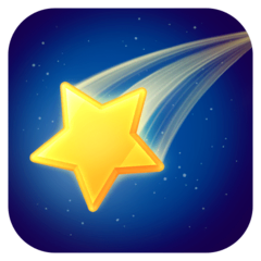 🌠 Shooting Star Emoji — Meaning, Copy & Paste