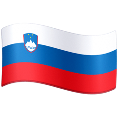 Slovenia Emoji on Facebook
