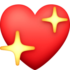 💖 Sparkling Heart Emoji — Meaning, Copy & Paste
