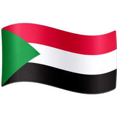 Flag: Sudan Emoji on Facebook