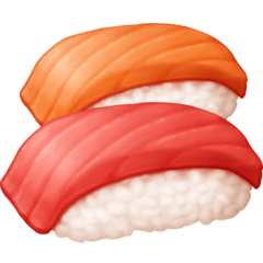 Sushi Emoji on Facebook