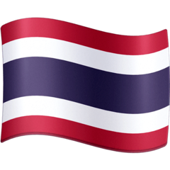 Flag: Thailand Emoji on Facebook