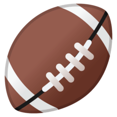 American Football Emoji on Google Android and Chromebooks