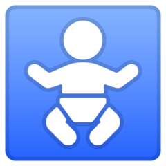 Baby Symbol Emoji on Google Android and Chromebooks