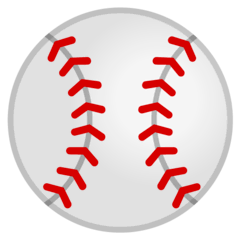Baseball Emoji on Google Android and Chromebooks