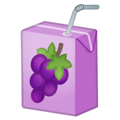 Beverage Box Emoji on Google Android and Chromebooks