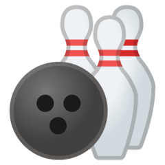 Bowling Emoji on Google Android and Chromebooks