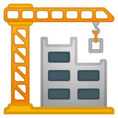 Building Construction Emoji on Google Android and Chromebooks