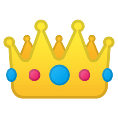 👑 Crown Emoji — Meaning, Copy & Paste