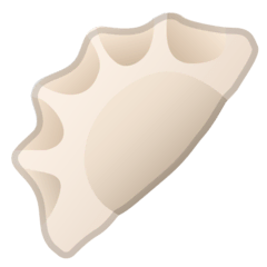 Dumpling Emoji on Google Android and Chromebooks