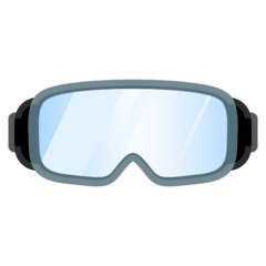 Goggles Emoji on Google Android and Chromebooks