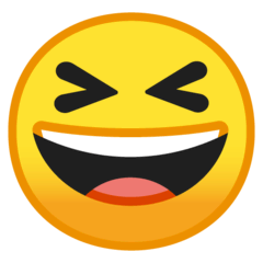 😆 Grinning Squinting Face Emoji — Meaning, Copy & Paste