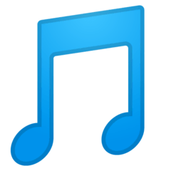 🎵 Musical Note Emoji — Meaning, Copy & Paste