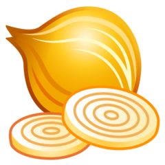 Onion Emoji on Google Android and Chromebooks