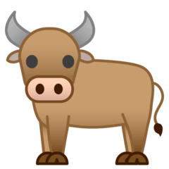 Ox Emoji on Google Android and Chromebooks